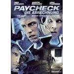 Paycheck Filmer Paycheck - Die Abrechnung [DVD]